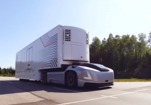 Volvo and Aurora Team up on fully autonomous trucks for N.A.